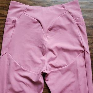 Gymshark Pants - Gymshark asymmetrical leggings